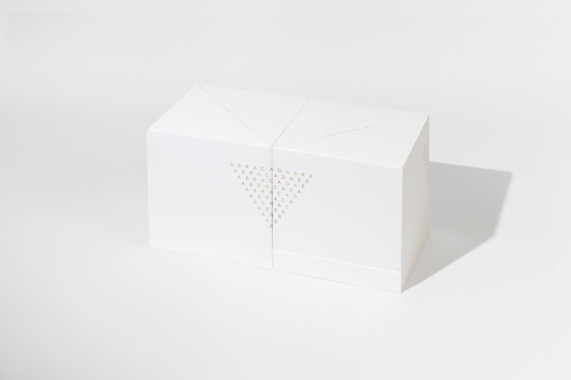 Diseño gráfico y Packaging Perfume