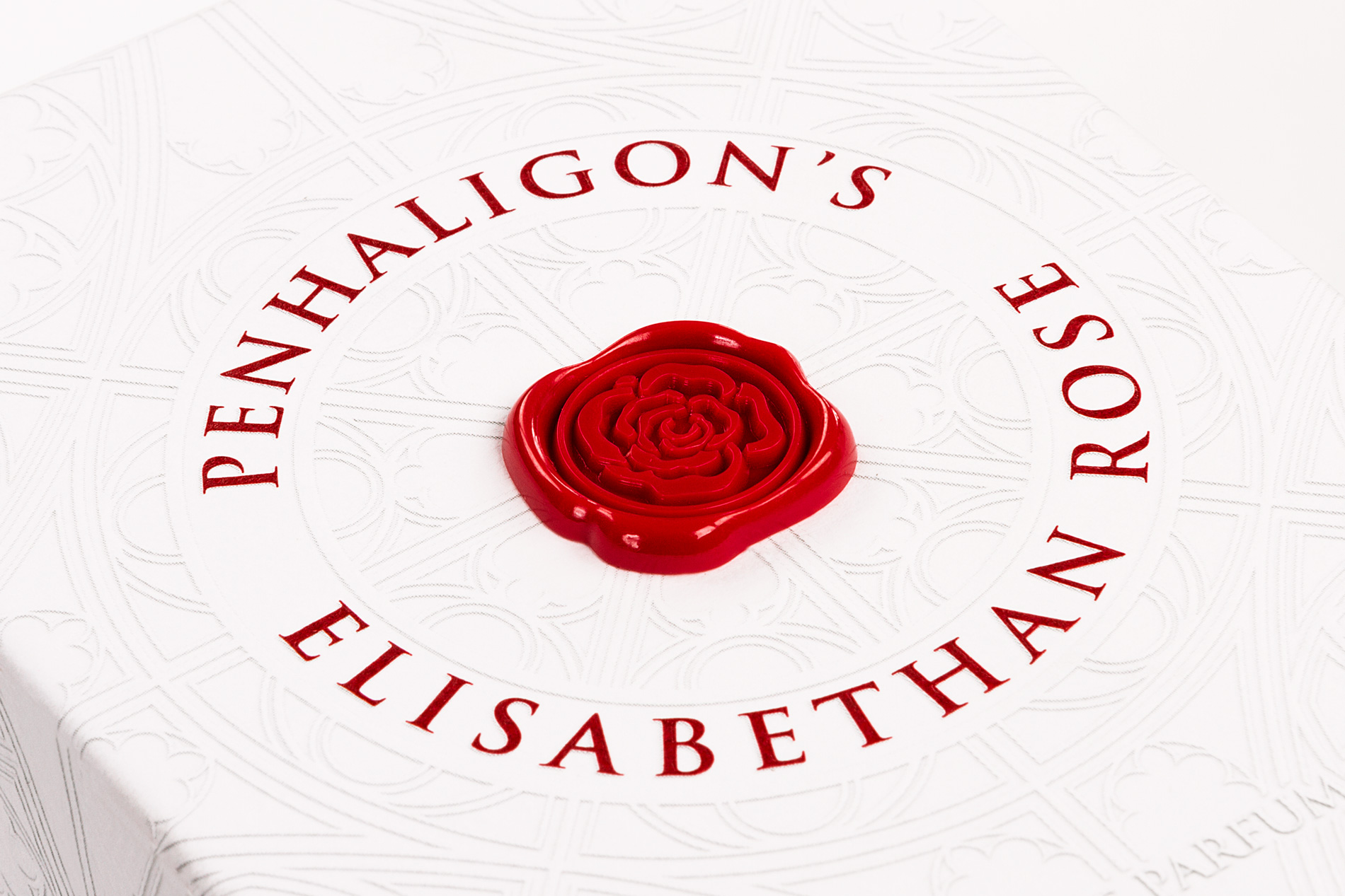 Packaging redesign Elisabethan Rose