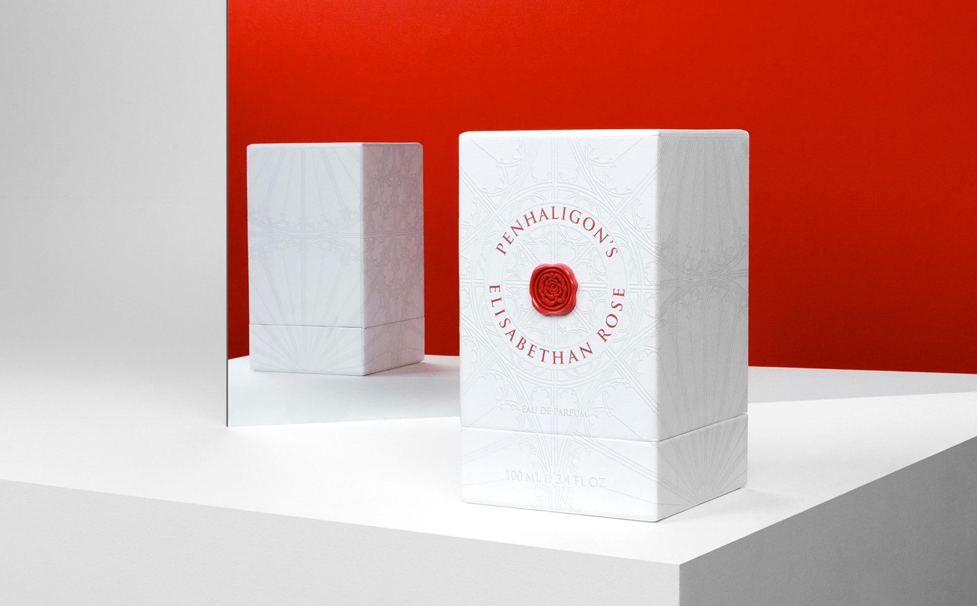 Packaging Elisabethan Rose Noreste Studio