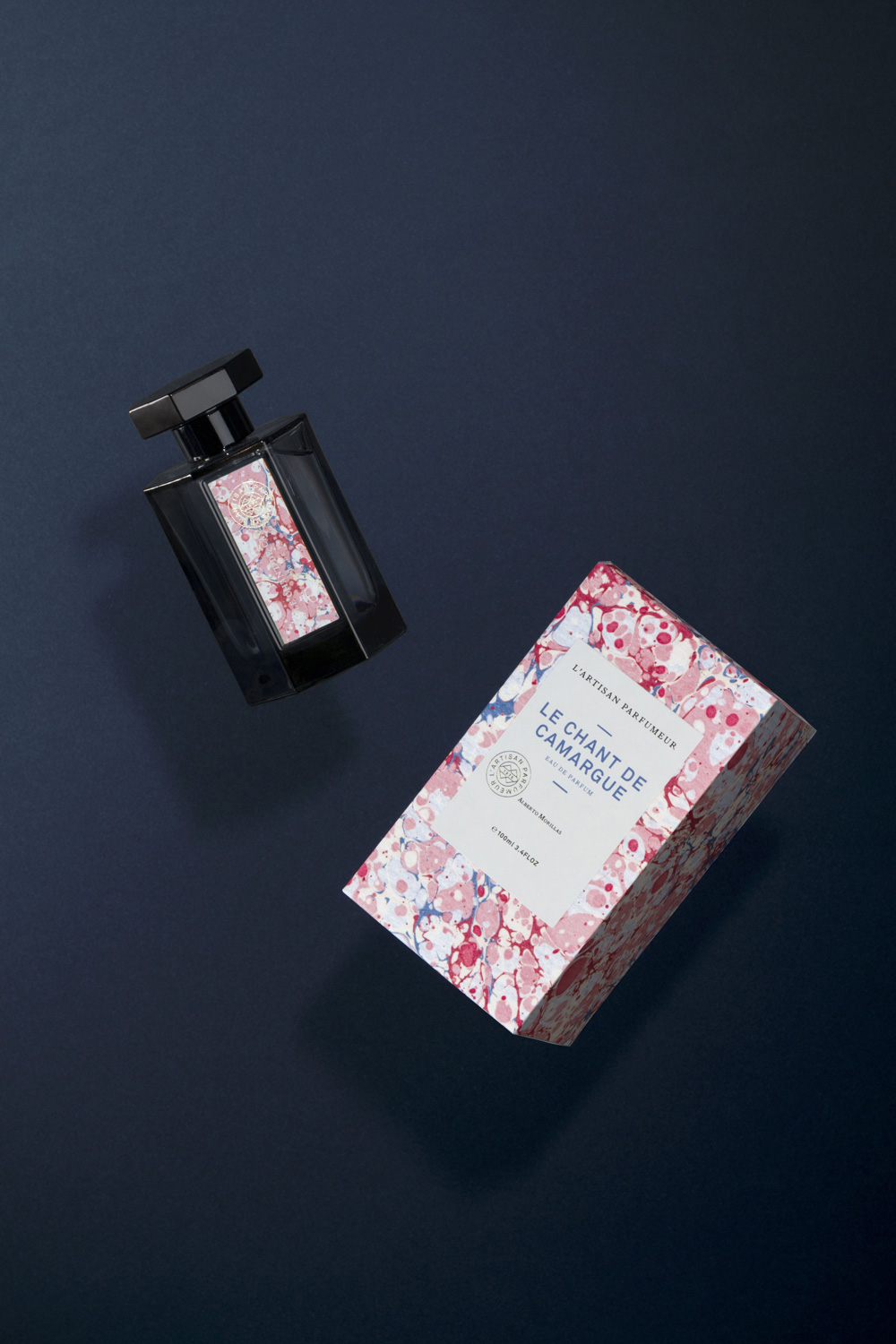 Le Chant de Camargue - packaging design