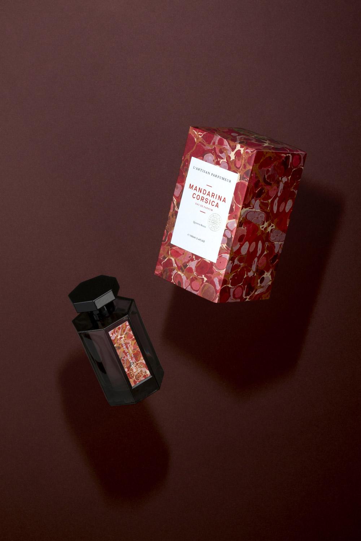 Mandarina Corsica - packaging design